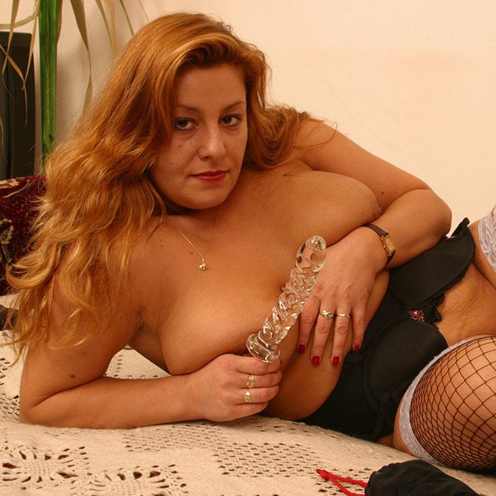 Heißer Telefonsex mit Dildo für intensiveren Sex am Telefon